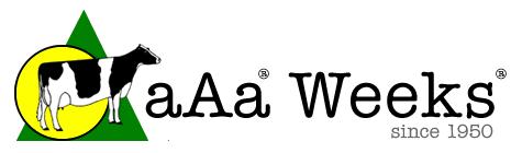 aAa Weeks