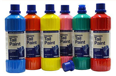 Donaghy's Liquid Tail Paint